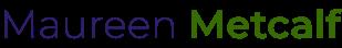 Maureen Metcalf Logo